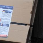 Stevige verpakkingen
