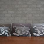 Foto op aluminium geborsteld 3