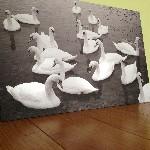 Fotogeschenk foto op wit aluminium