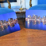 Foto Aluminium fineart vs direct print