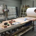 Woodprint ervaringen werkplaats