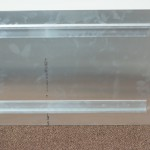 Photogifts foto op aluminium achterkant