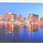 Photogifts review kleurenfoto op aluminium