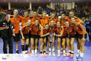 Foto Nederlands Team Actiefotografie