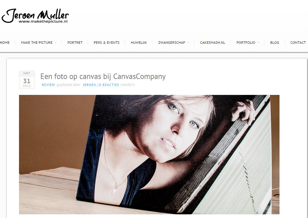 Jeroen Muller review CanvasCompany