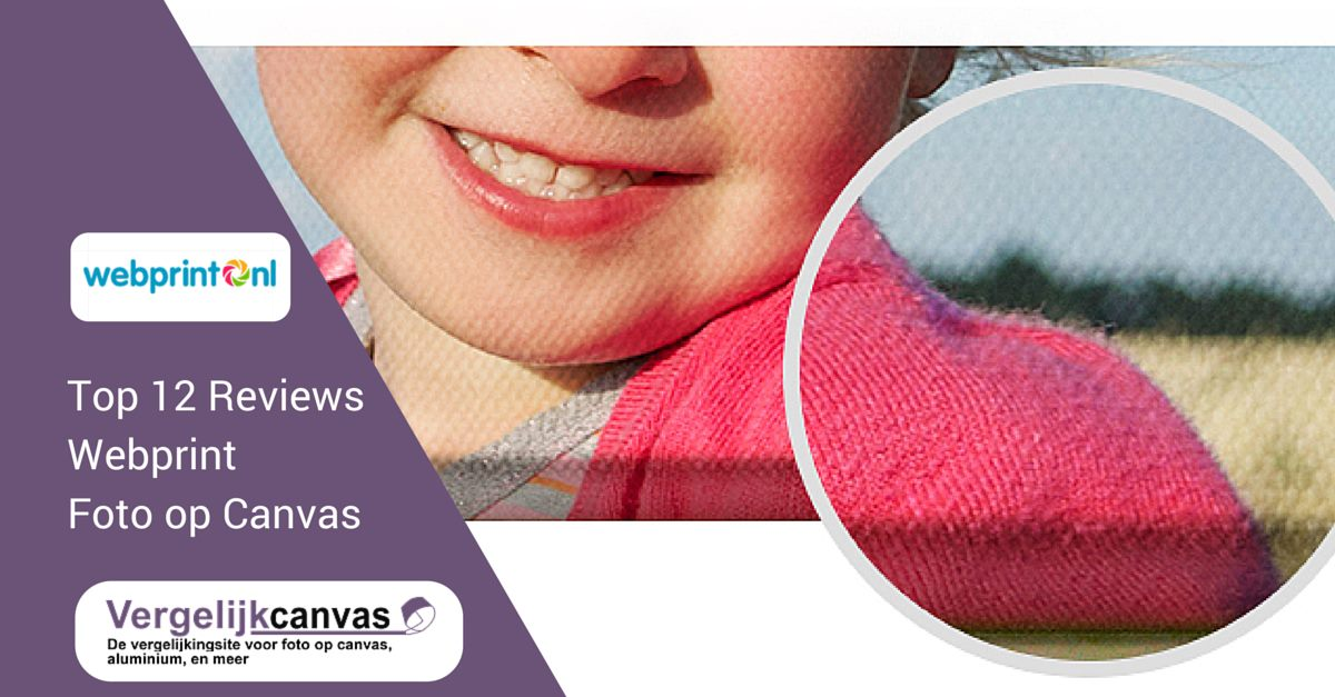 Top 12 Webprint Foto op Canvas Reviews