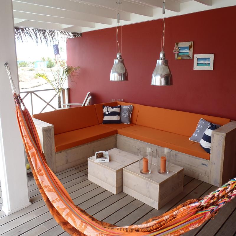 loungeset aruba