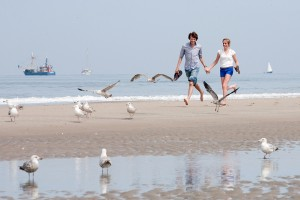 Loveshoot foto strand