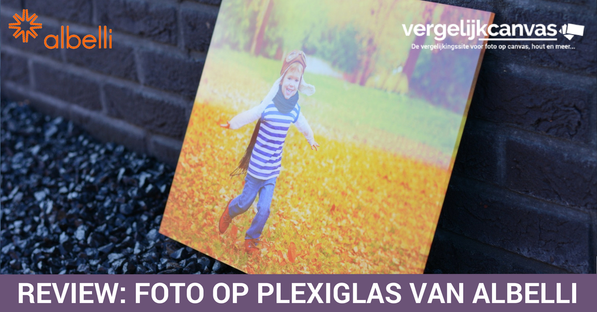 [REVIEW] Albelli Foto op Plexiglas