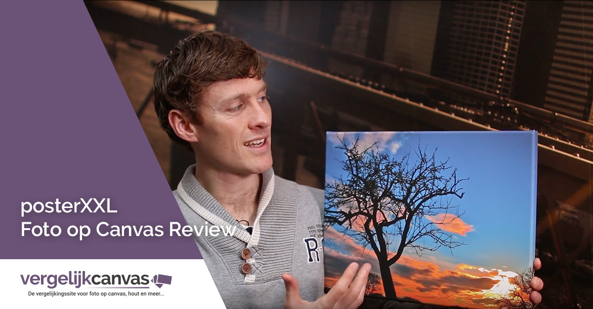 [Video] posterXXL Foto op Canvas Review