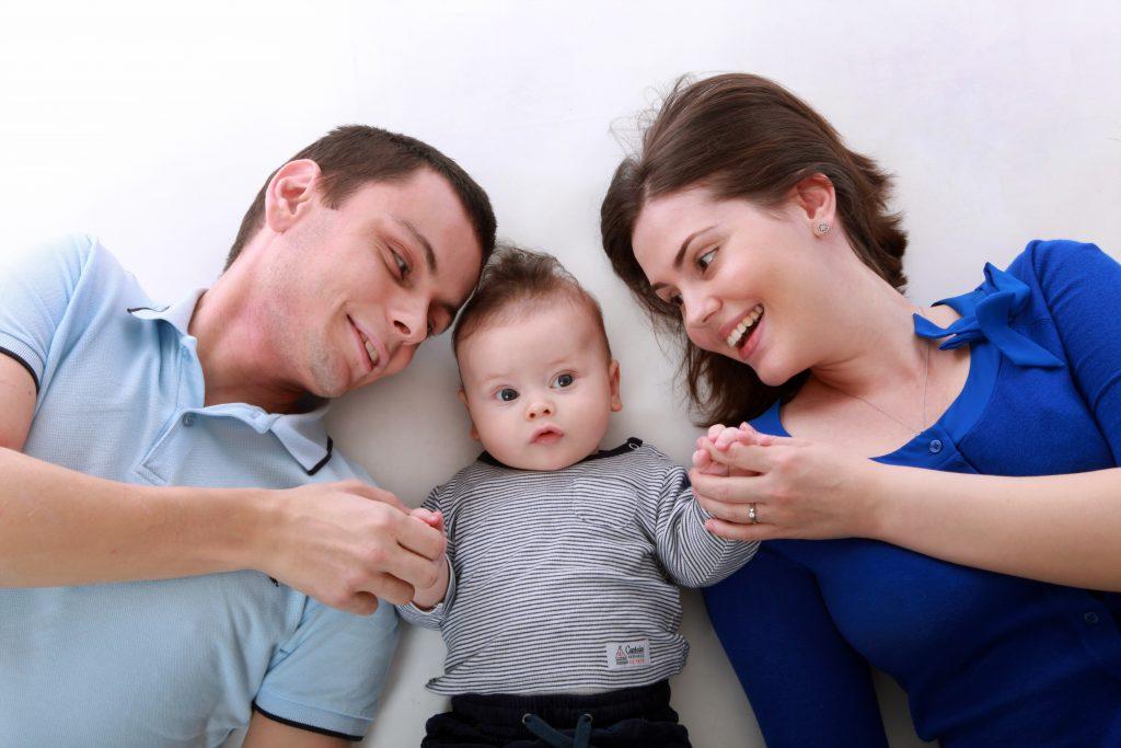 persoonlijke foto, gezinsfoto, gezin, foto op glas