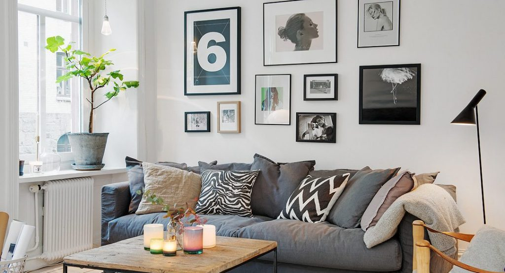 fotowand, fotomuur, fotocollage, interieur, fotowand maken, fotomuur maken