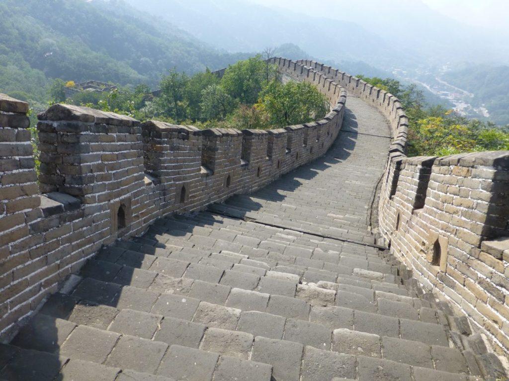 chinese muur, china, vakantiebestemming, vakantiefoto, reizen