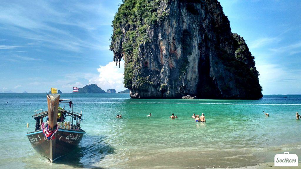 krabi, thailand, vakantiebestemming, vakantiefoto