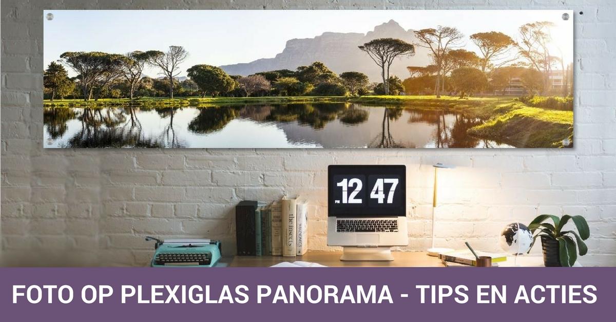 Foto op plexiglas panorama – Tips en Acties