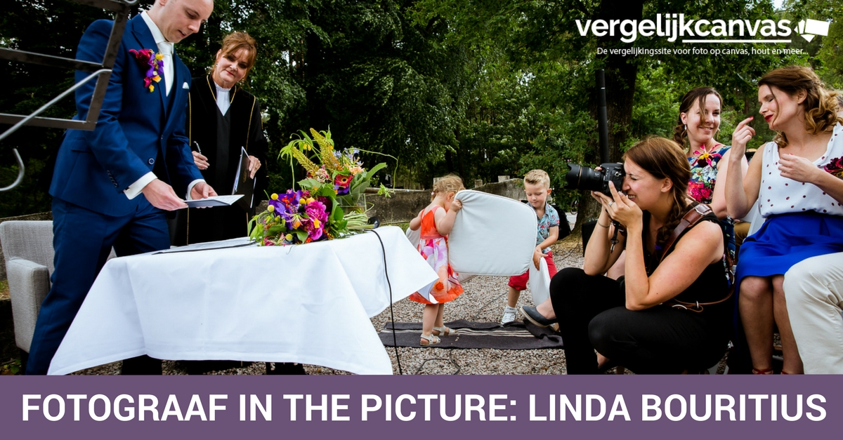 Fotograaf in the Picture: Linda Bouritius Photography