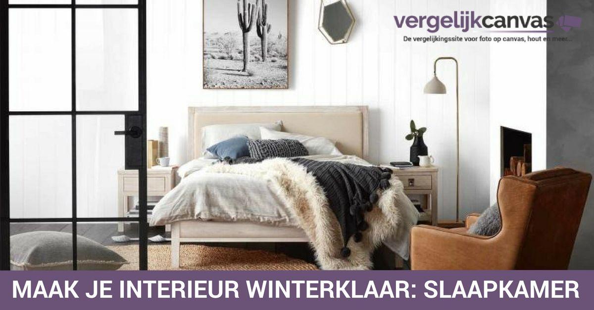 Maak je interieur winterklaar: slaapkamer