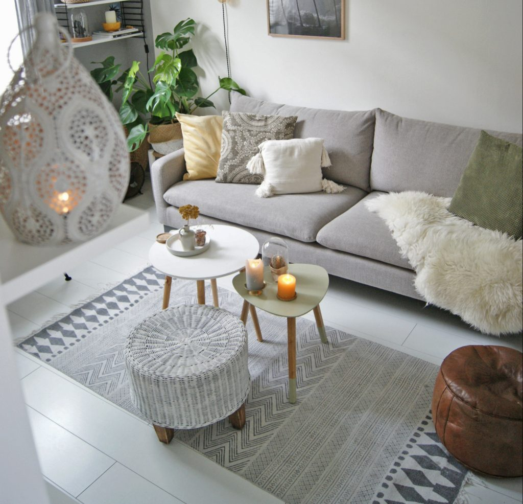 wintertip interieur woonkamer winter
