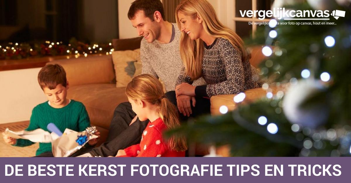 De beste kerst fotografie tips en tricks
