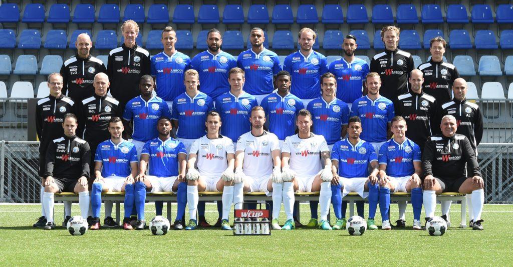 Elftalfoto FC Den Bosch