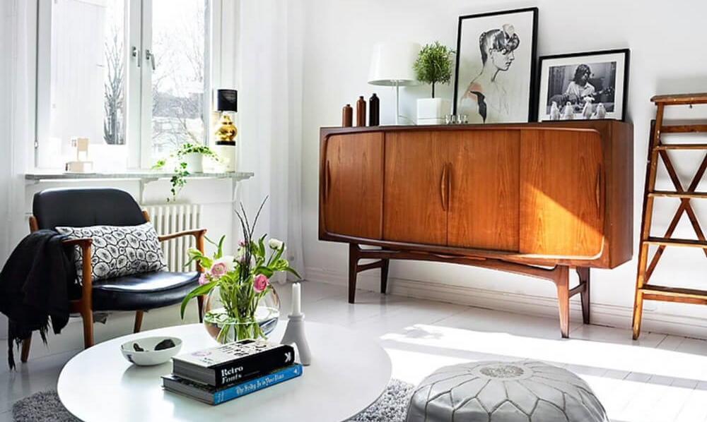 Vintage interieur zomer trend