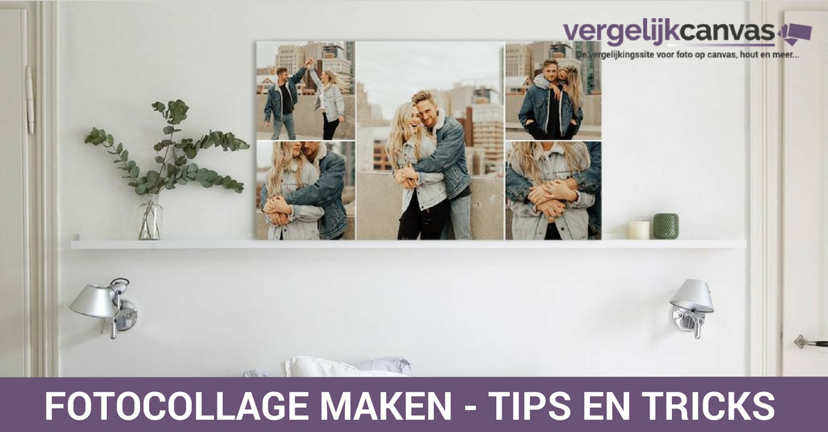 Fotocollage maken – tips en tricks