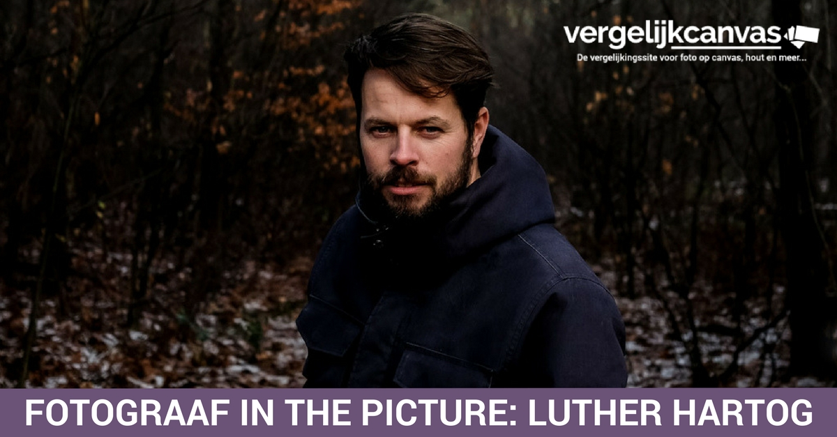 Fotograaf in the Picture: Luther Hartog