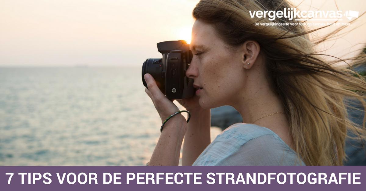 7 tips voor de perfecte strandfotografie