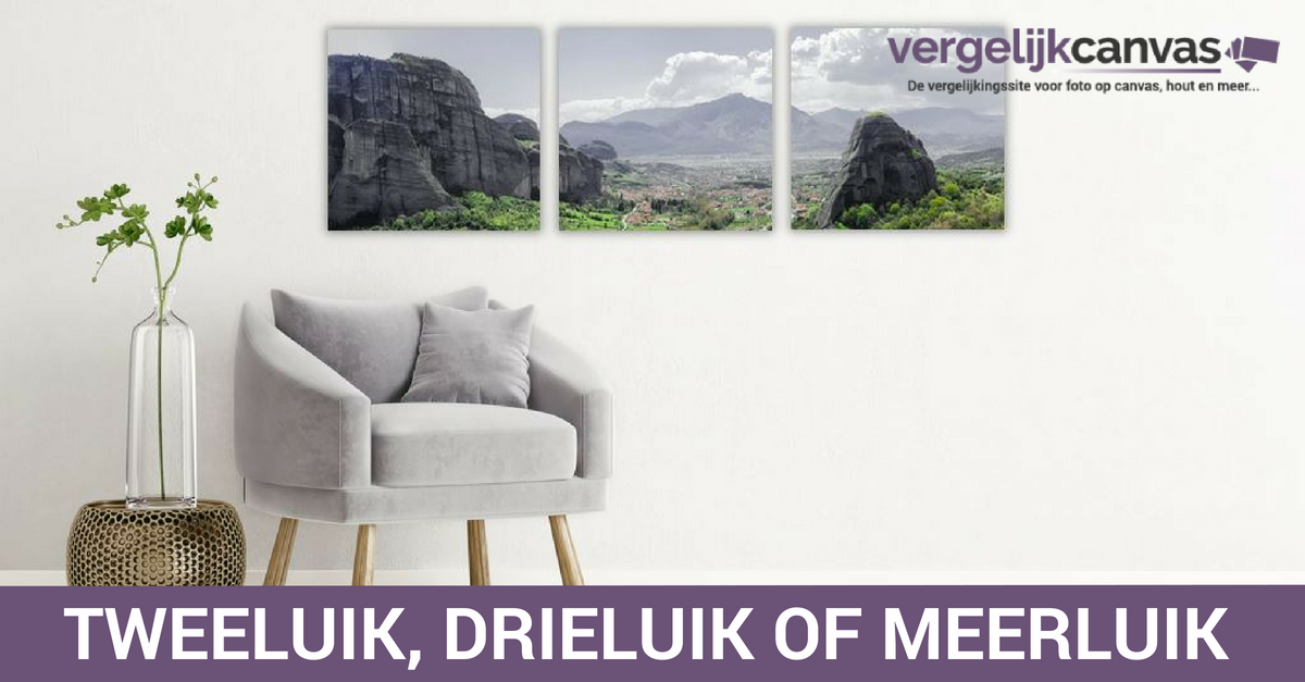Tweeluik, drieluik of meerluik