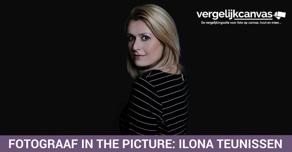 Fotograaf in the Picture: Ilona Teunissen